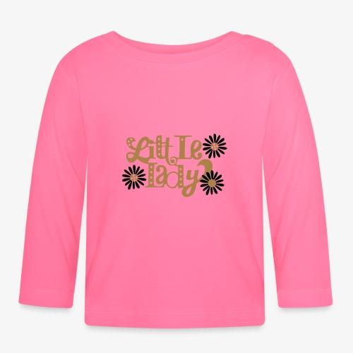 large_little-lady - T-shirt manches longues Bébé