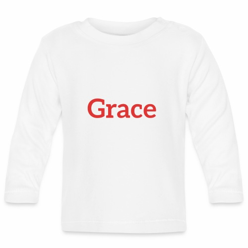 grace - Baby Long Sleeve T-Shirt