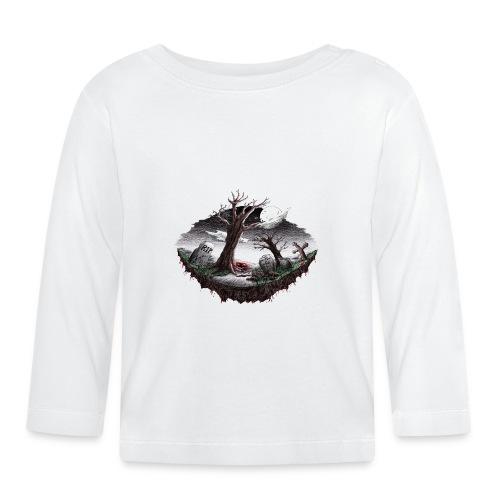 Horrorcontest scribblesirii - Vauvan pitkähihainen paita