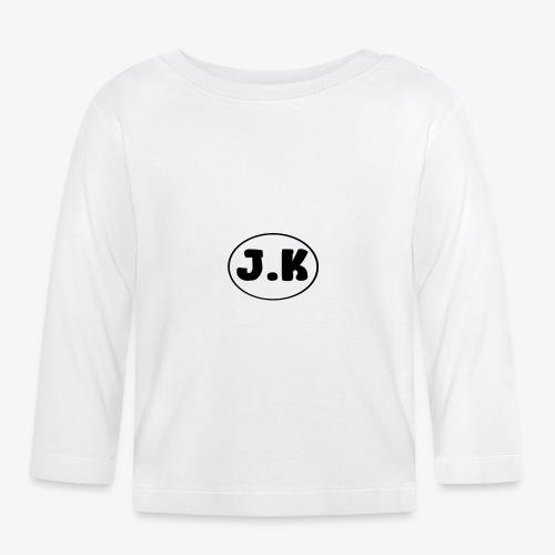 J K - Baby Long Sleeve T-Shirt