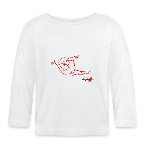 GINNASTA IN VOLTEGGIO - Maglietta a manica lunga per bambini