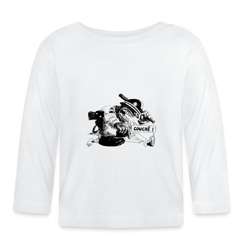 repression colonisation - T-shirt manches longues Bébé
