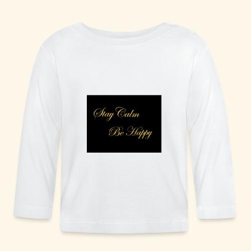 Be Happy - T-shirt manches longues Bébé