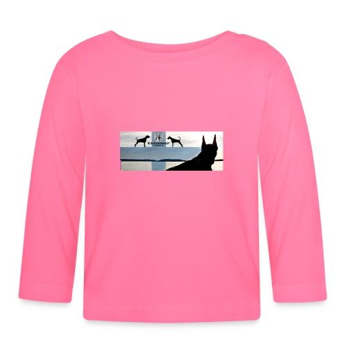 FBtausta - Vauvan pitkähihainen paita