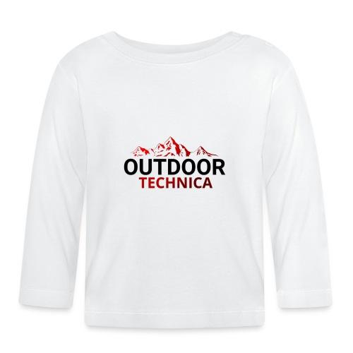 Outdoor Technica - Baby Long Sleeve T-Shirt