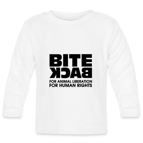 Bite Back logo - T-shirt