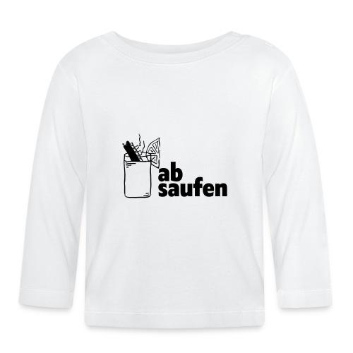 absaufen - Baby Langarmshirt