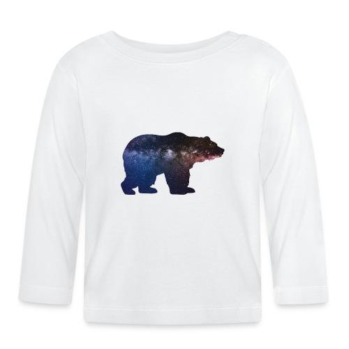 Großer Bär - Baby Langarmshirt