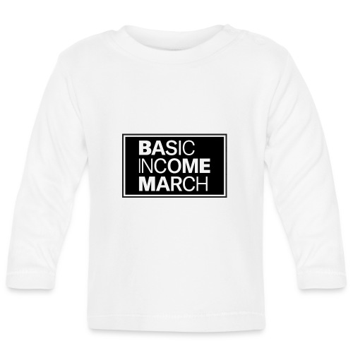 basic income march - T-shirt