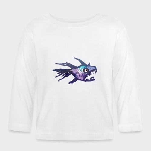 PIRAÑA - Camiseta manga larga bebé