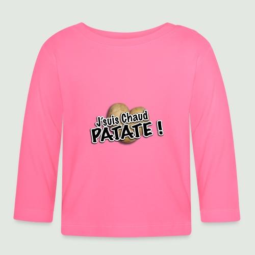 chaud patate - T-shirt manches longues Bébé