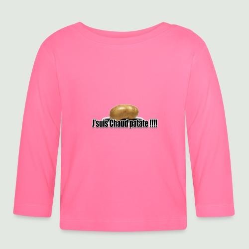 chaud patate 2.1 - T-shirt manches longues Bébé