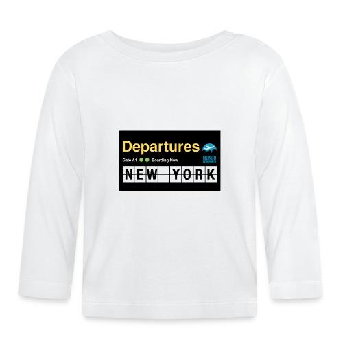 Departures Defnobarre 1 png - Maglietta a manica lunga per bambini