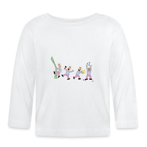 toern babybody - Langarmet baby-T-skjorte