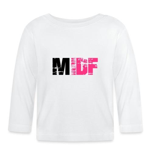 Logo MIDF 2 - T-shirt manches longues Bébé