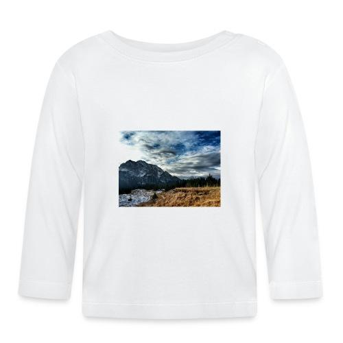 Wolkenband - Baby Langarmshirt