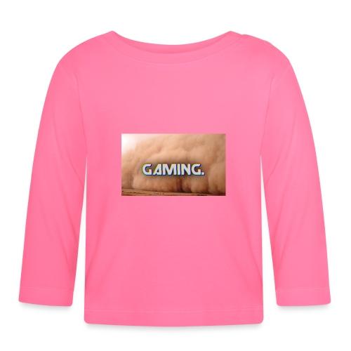 GamingDust LOGO - Baby Long Sleeve T-Shirt