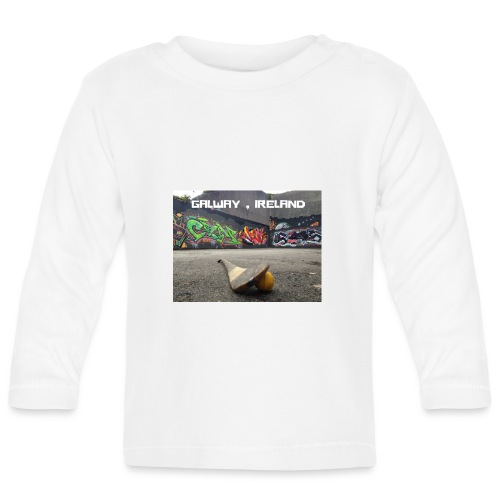 GALWAY IRELAND BARNA - Baby Long Sleeve T-Shirt
