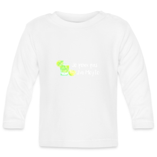 mojito - T-shirt manches longues Bébé