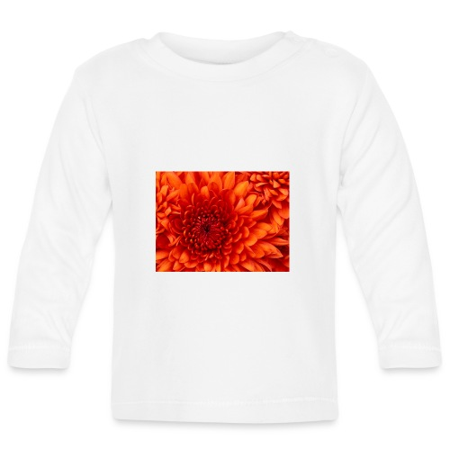 Chrysanthemum - Camiseta manga larga bebé