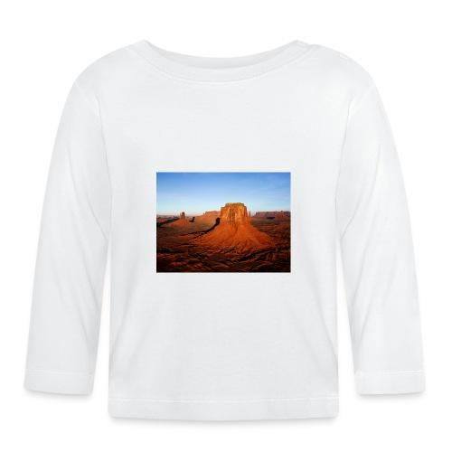 Desert - Camiseta manga larga bebé