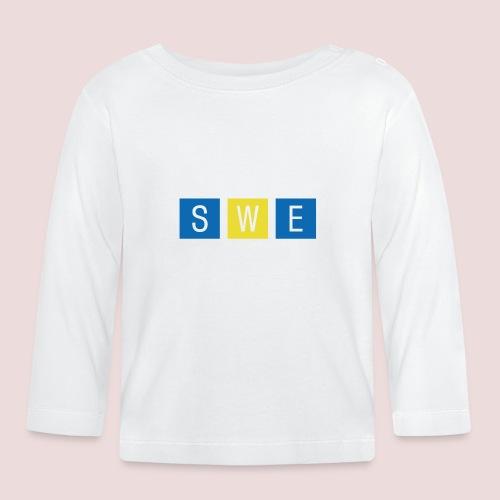 SWE - Långärmad T-shirt baby
