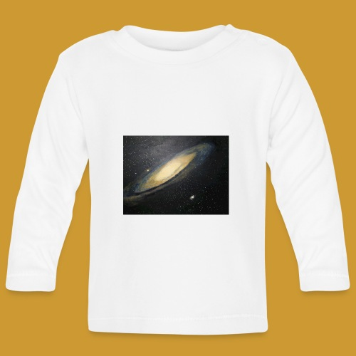 Andromeda - Mark Noble Art - Baby Long Sleeve T-Shirt