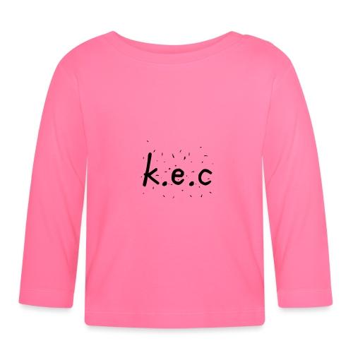 K.E.C sports kasket - Langærmet babyshirt