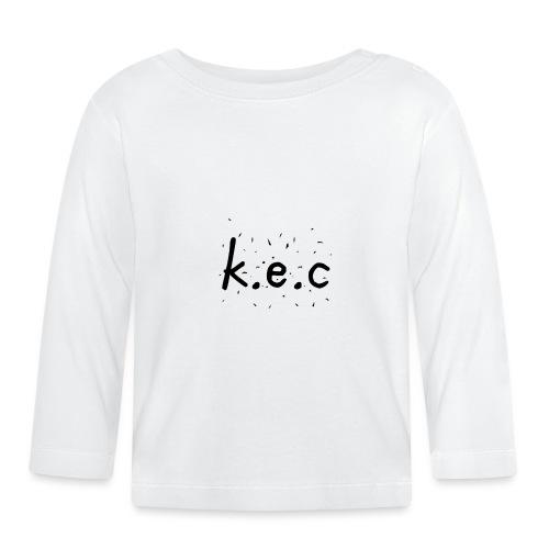 K.E.C basball t-shirt - Langærmet babyshirt