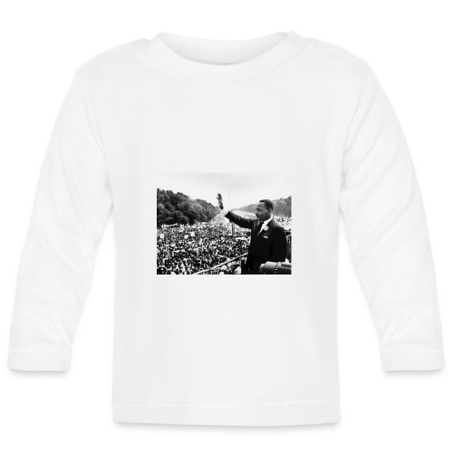 rising hand - Vauvan pitkähihainen paita