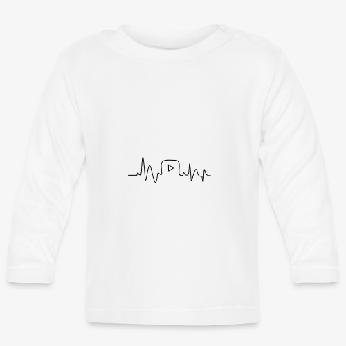Youtube Logo Tas 'My Kind of Heartbeat' - T-shirt