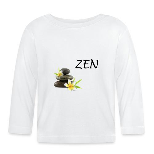 zen - T-shirt manches longues Bébé