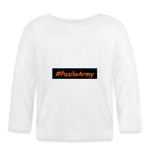 Pasilo Teddy - Baby Long Sleeve T-Shirt