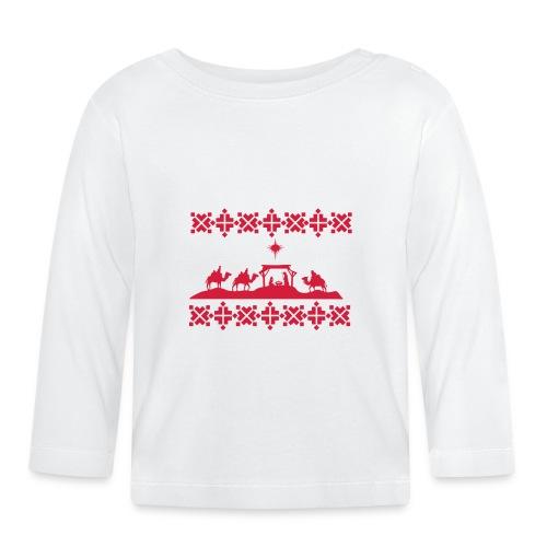 Christmas sweater - Baby Long Sleeve T-Shirt