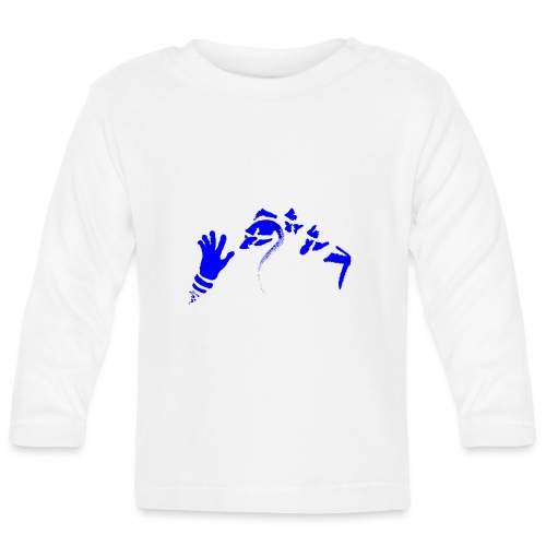 Stop (Vio) - Baby Long Sleeve T-Shirt