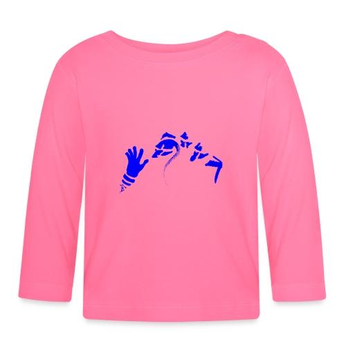 Stop (Vio) - Baby Long Sleeve T-Shirt