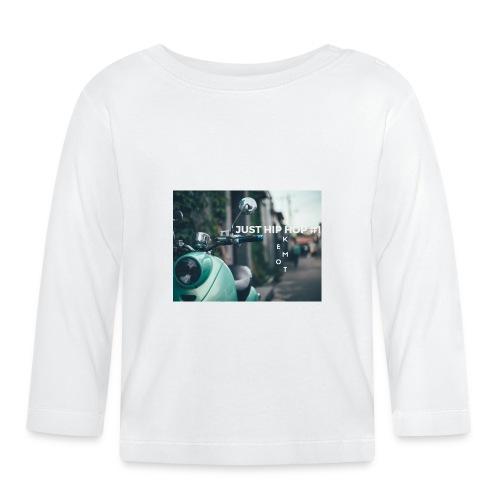 KEMOT_ - Koszulka niemowlęca z długim rękawem