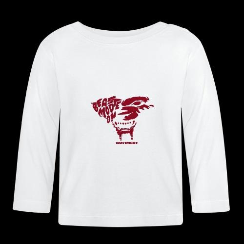 beastmode - Baby Langarmshirt