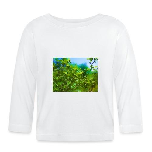 paysage_filtre - T-shirt manches longues Bébé