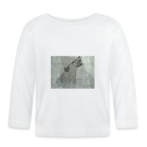 lupo - Maglietta a manica lunga per bambini