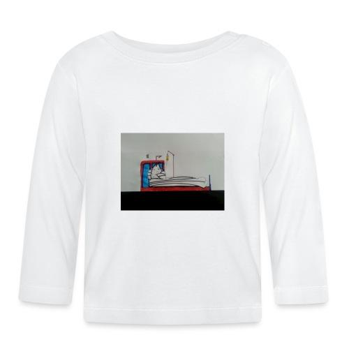 armadillo malaticcio - Maglietta a manica lunga per bambini