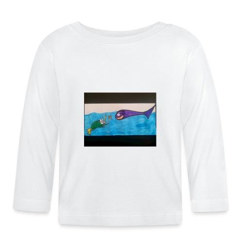 armadillo sub - Maglietta a manica lunga per bambini