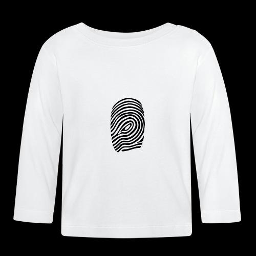 IMPRONTA - Maglietta a manica lunga per bambini