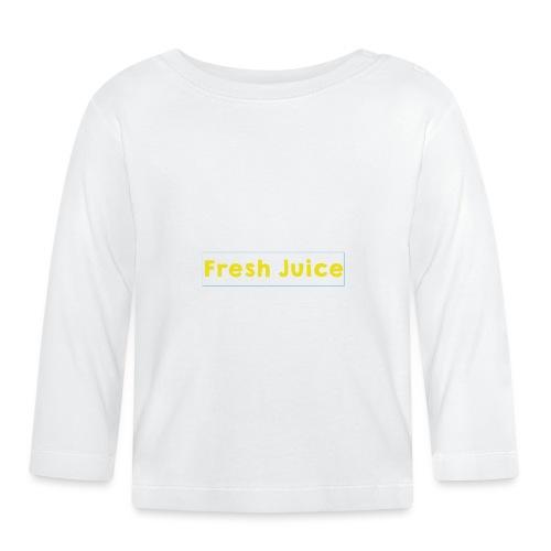 Fresh_Juice - T-shirt manches longues Bébé