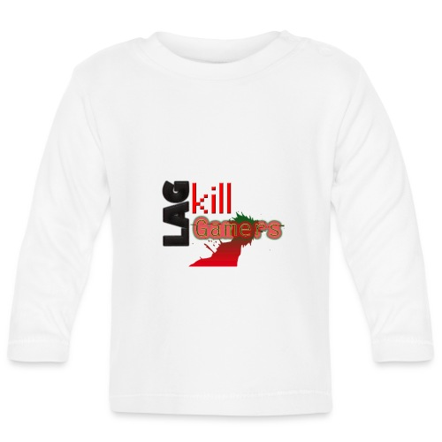 LAG Kills - Baby Long Sleeve T-Shirt