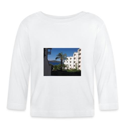 IMG 0695 - Langærmet babyshirt