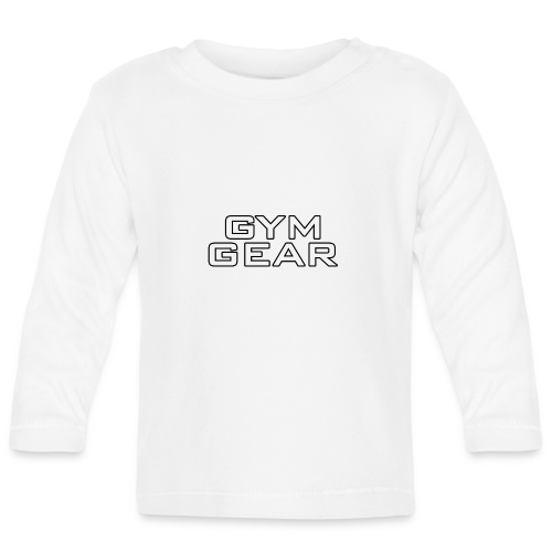 Gym GeaR - Baby Long Sleeve T-Shirt