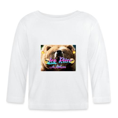 gggftgrgbg br - Langarmet baby-T-skjorte