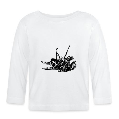 mouche morte - T-shirt manches longues Bébé