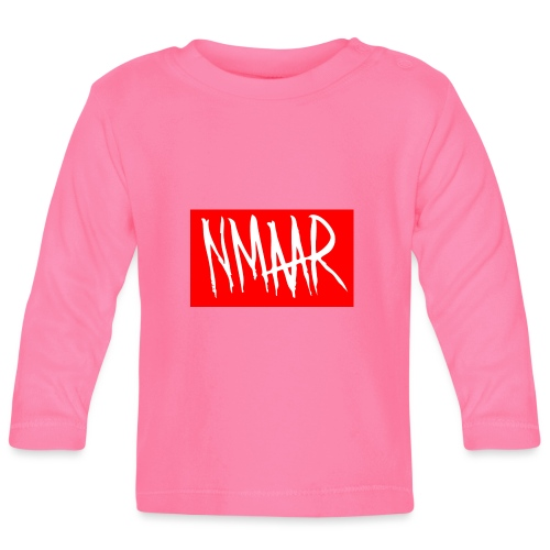 Logo Shirt - Langærmet babyshirt